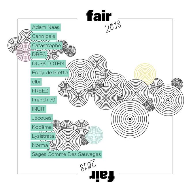 Milk Music partenaire du FAIR 2018