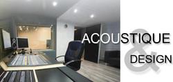 Cabinet d'études acoustiques
