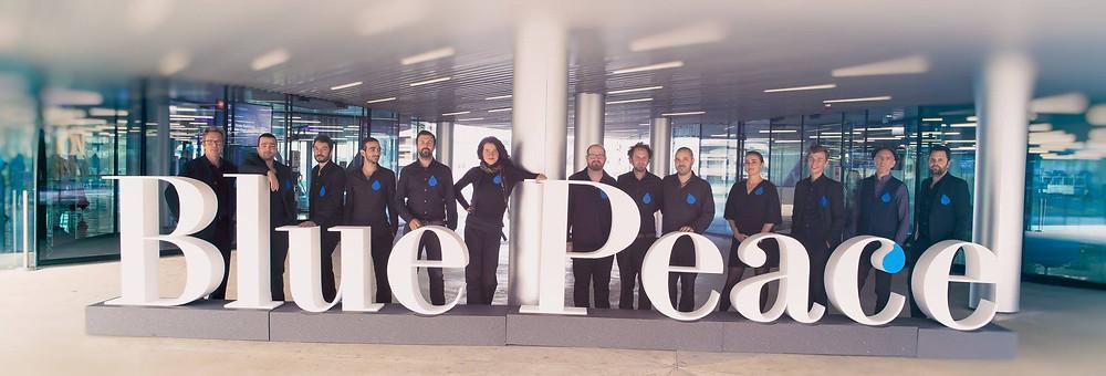Blue Peace Orchestra à Genève