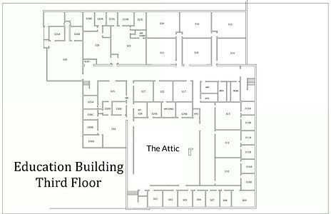 Education Building Third Floor