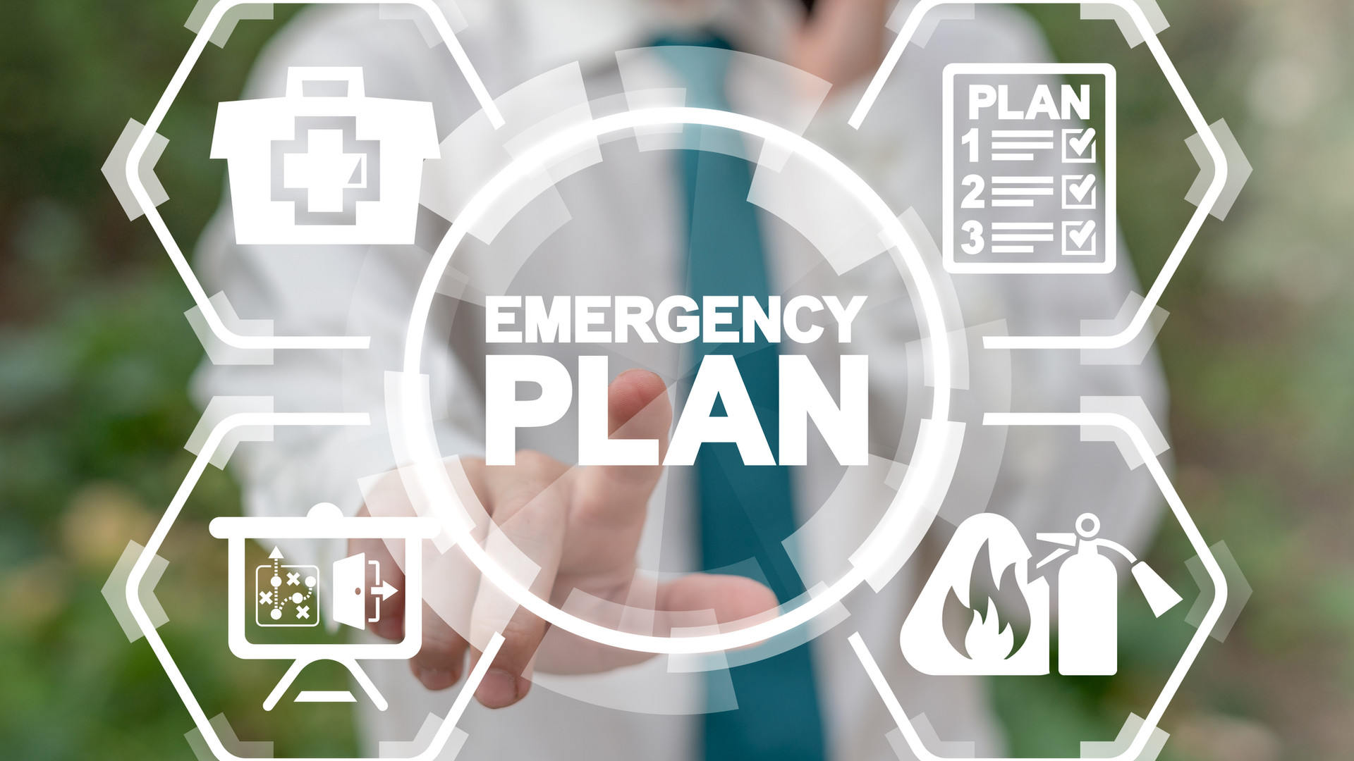 Emergency Preparedness Checklist Plan Bu