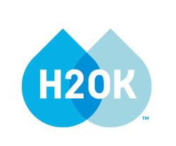 H2OK LOgog