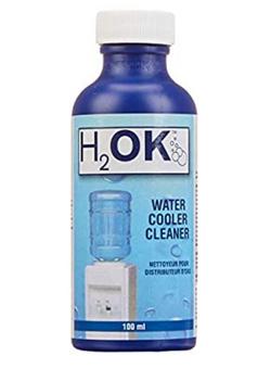 H2ok - big white background