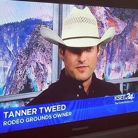 Tanner Tweed