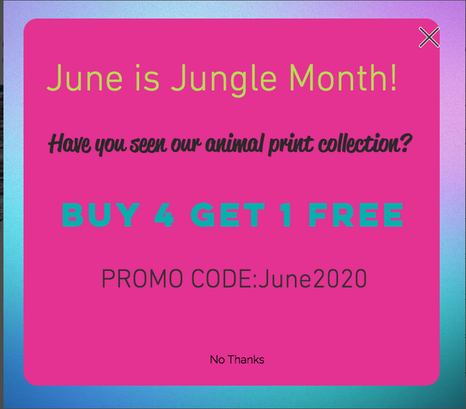 Jungle June is here!