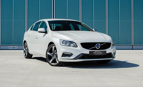 VOLVO S60 D2 KINETIC R-DESIGN