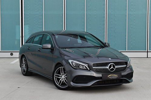 MERCEDES-BENZ CLA SHOOTING BRAKE  180 D AMG LINE