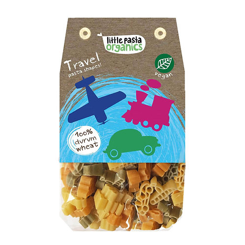 Little Pasta Organics Travel Pasta (1 x 250g)