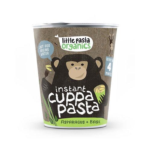 Little Pasta Organics Asparagus & Basil Pesto Instant Pasta Pot (1 x 45g)