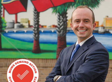 Torrens Receives Distinction from Moms Demand Action