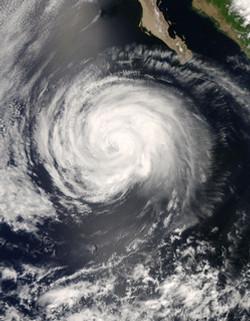 Week 6 - Hurricane