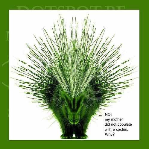 Cactus Animal