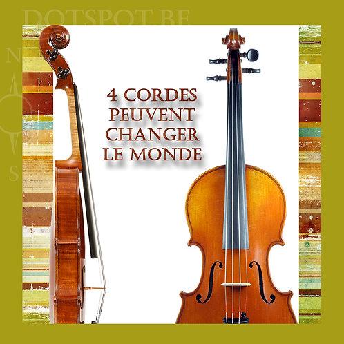4 Cordes