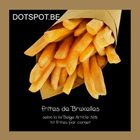 Cornet Frites