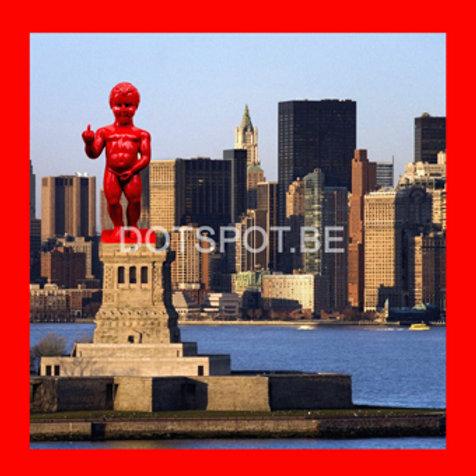 Pis Statue De La Liberté