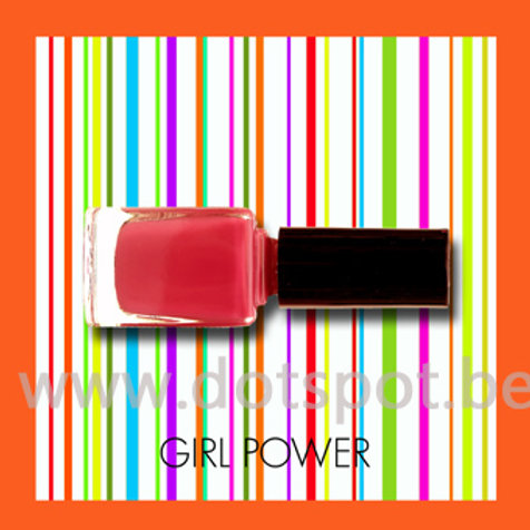 Girl Power Nails