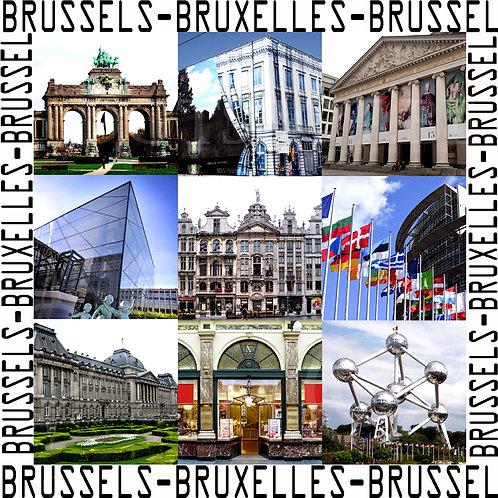 Monuments Bruxelles