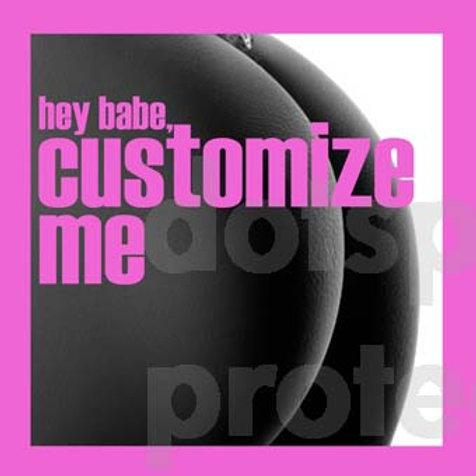 Customize Me