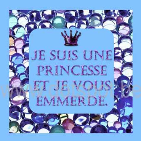 Princesse Bille Bleue