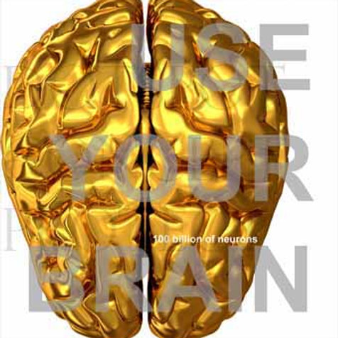 Use Your Brain Gold
