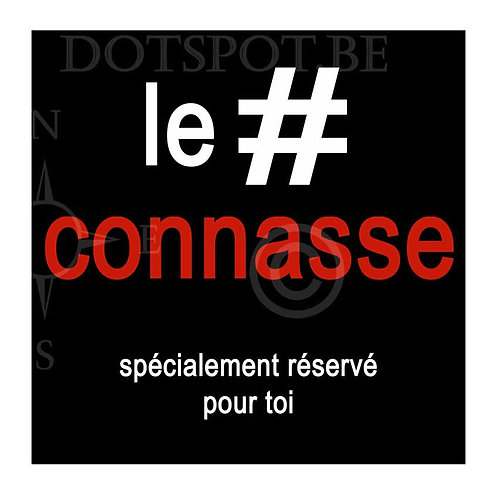 Hashtag Connasse
