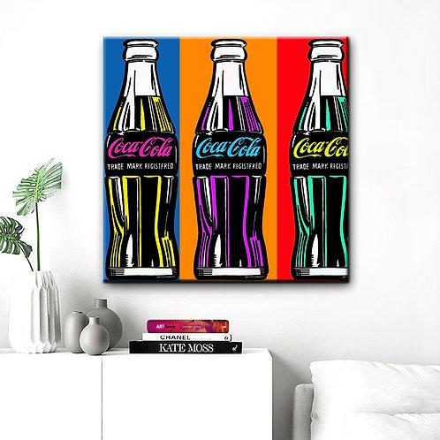 Coca Cola Jaune