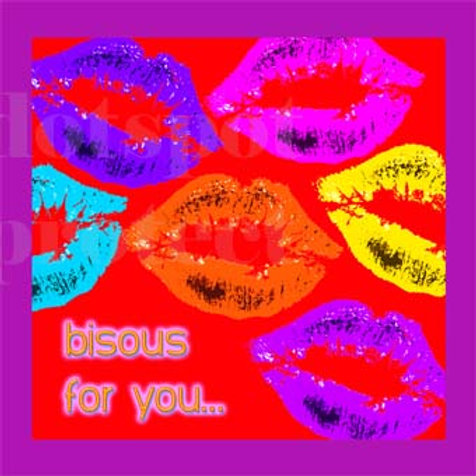 Bisous For You