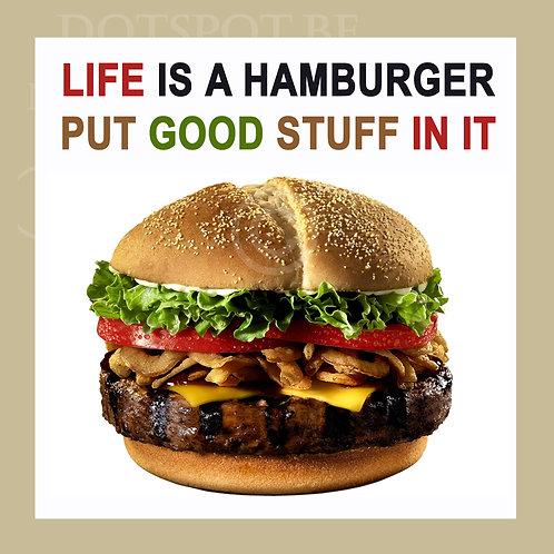 Hambuger Life
