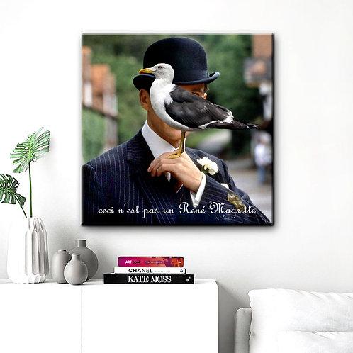 Magritte Oiseau