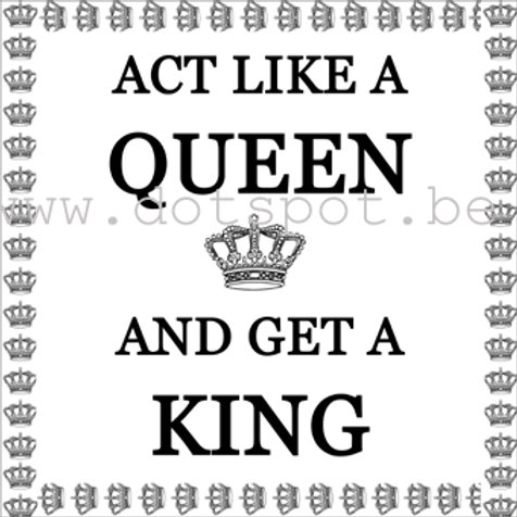 Act Like A Queen