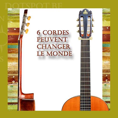 6 Cordes