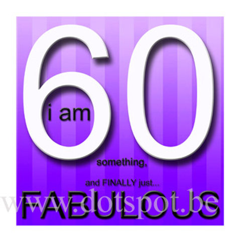I Am 60
