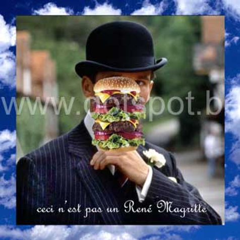 Magritte Hambourger