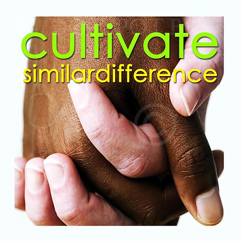Cultivate Difference
