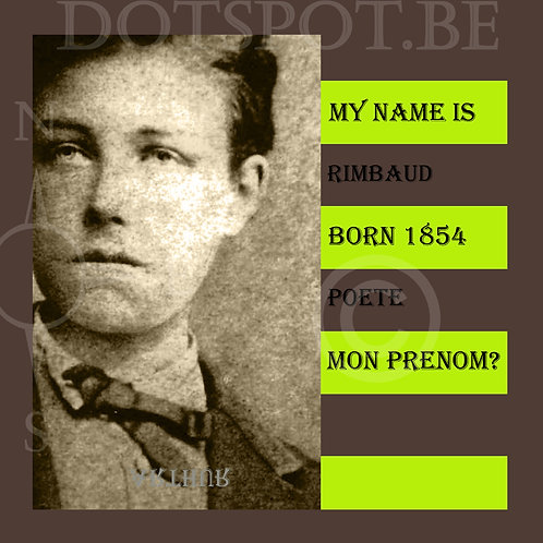 Art Rimbaud