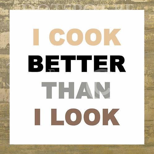 Cook Look
