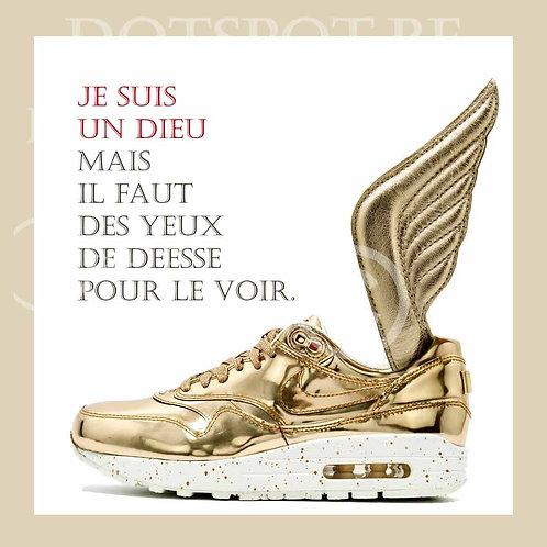 Dieu Shoe