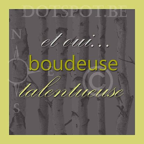 Boudeuse