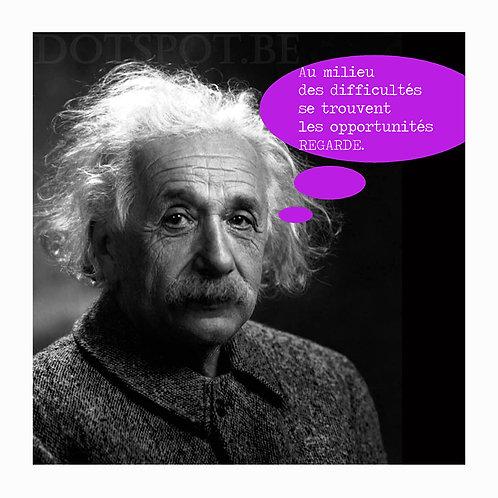 Einstein Rose