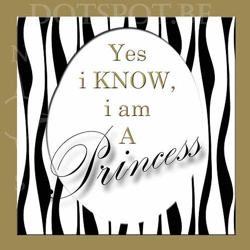 Yes I Am A Princess