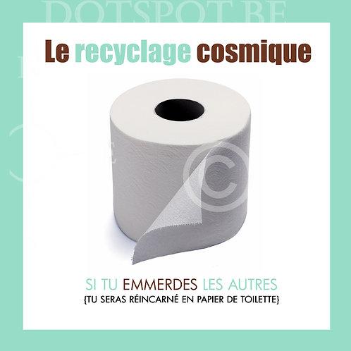 Papier Toilettes