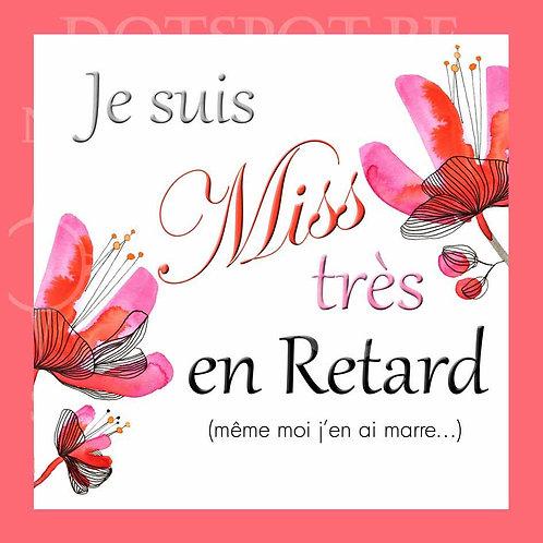 Miss Retard