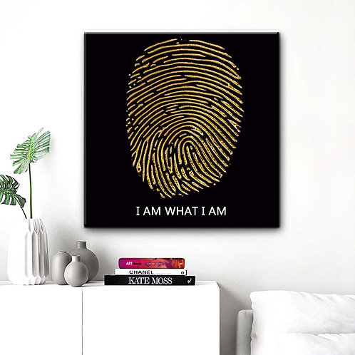 Gold I Am What I Am