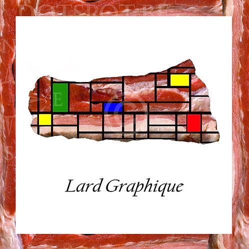 Lard Graphique