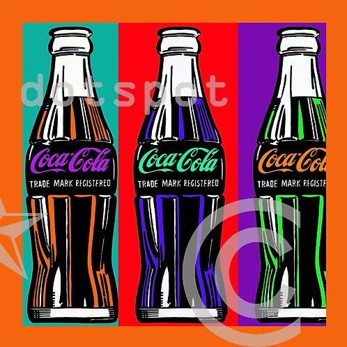 Coca Cola Rouge
