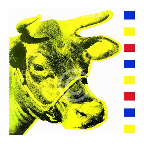 Cow yellow