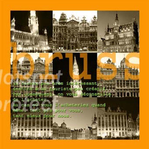 Bruxelles Domino