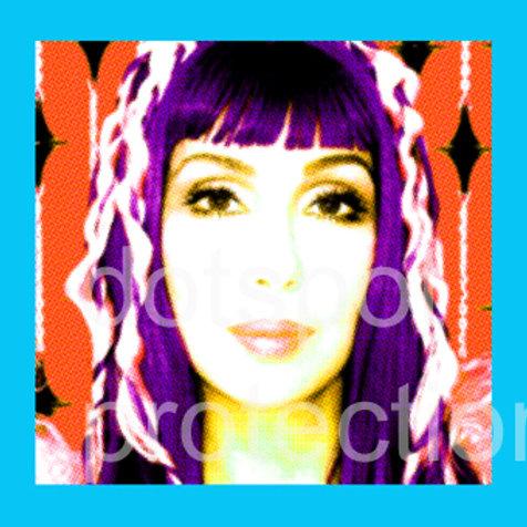 Cher Popart