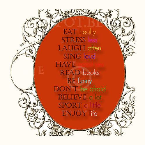 Eat Healthy 2
