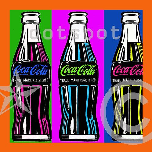 Coca Cola Mauve